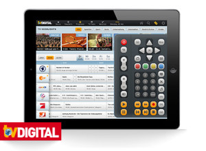 Harmony Smart Control TV-Digital
