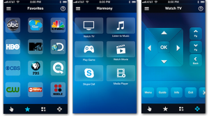 Harmony Smartphone App